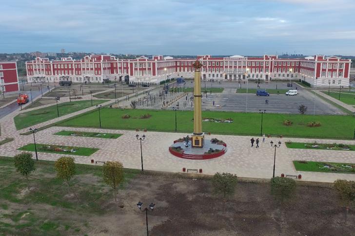 Масштабы впечатляют: что и где строит армия России