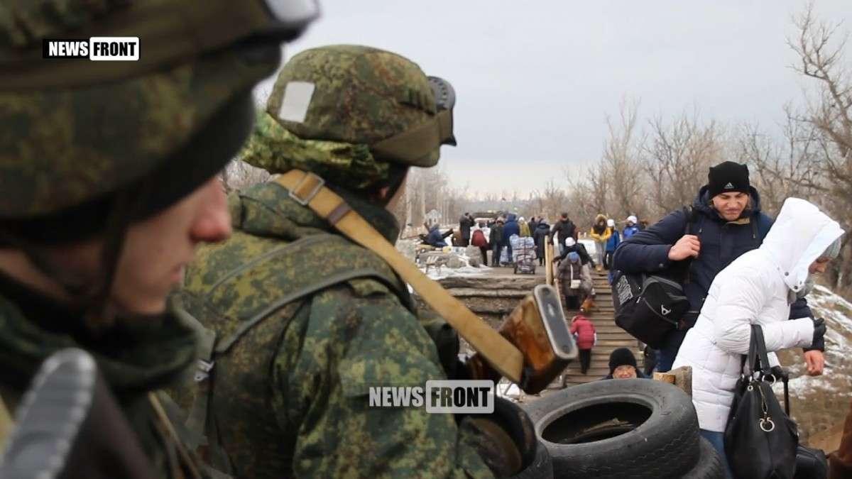 Каратели в очередной раз отказались отводить войска от Станицы, сославшись на свои же обстрелы