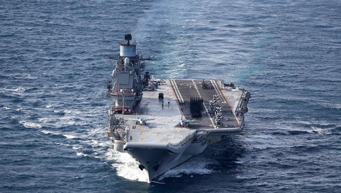 В Минобороны ответили Фэллону на слова про «позор» «Адмирала Кузнецова»