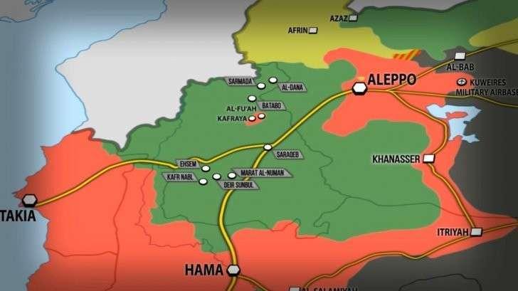 Сирия, Идлиб: боевики уничтожают друг друга