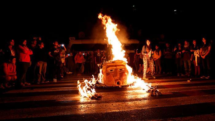 Арабская весна в США: чем протесты против Трампа напоминают Ближний Восток