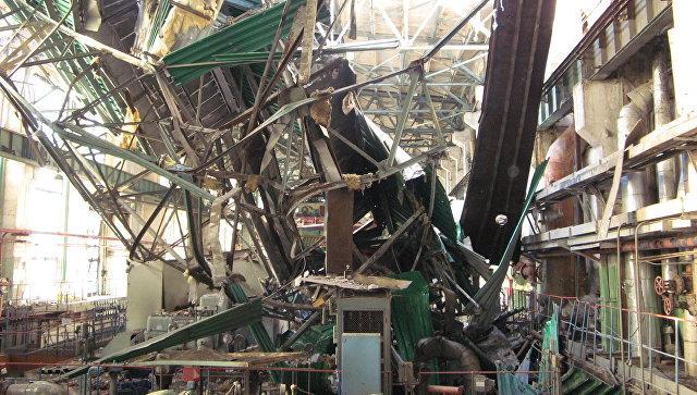 На ТЭЦ в Пензе прогремел взрыв