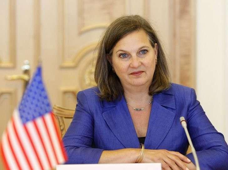 Нуланд Нудельман Всё: Украина потеряла «руку» в Госдепартаменте США