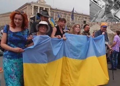 Для российских либералов Украина стала проклятьем и черной дырой в которой они бесследно исчезают