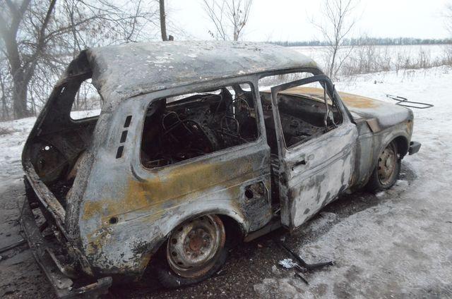 ПТУРом по белой «Ниве». Как каратели уничтожают Донбасс