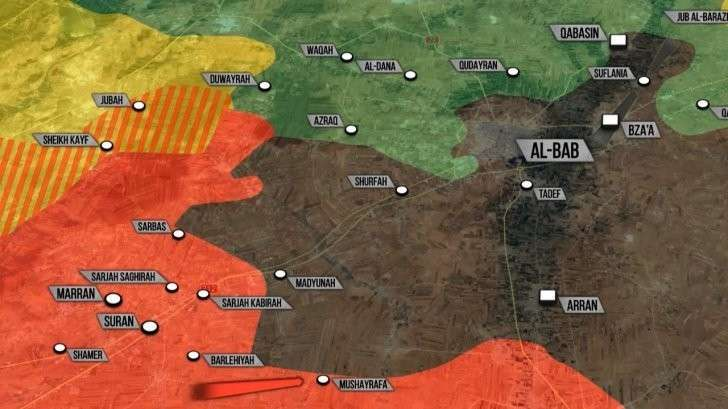 Военная обстановка в Сирии: Грызня боевиков в Идлибе, турок потеснили у Эль Баба