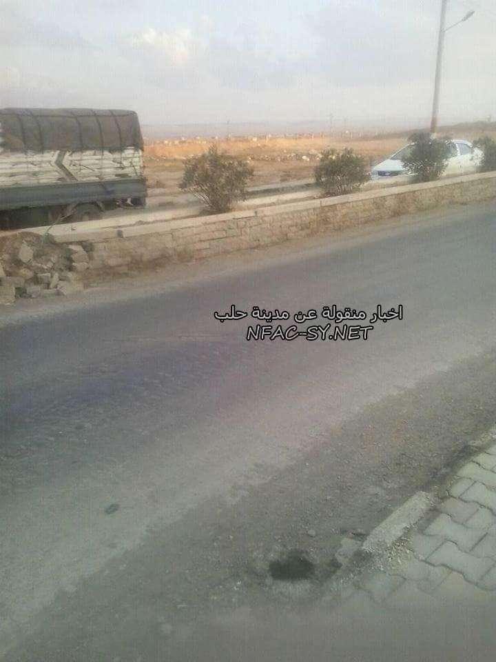 Война в Сирии: набег на «дорогу жизни» Алеппо