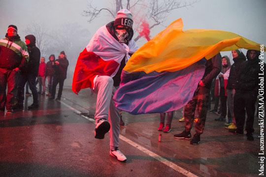 Польско-украинский антагонизм продолжает нарастать