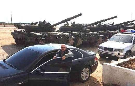 Модернизация Т-62М в Сирии. Танкисты хвалят старую, но надёжную машину