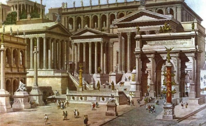 Римскую цивилизацию основали славяне. Запад стеснительно возражает