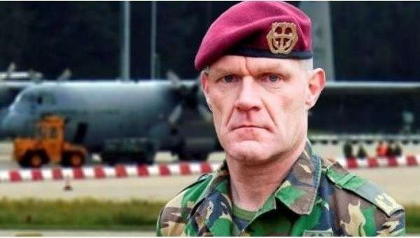 НАТО вводит войска на Украину