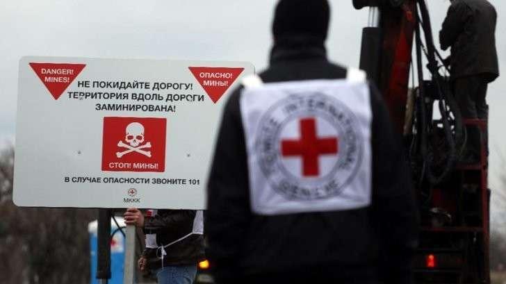 «Люди в Донбассе спят в бомбоубежищах»: глава делегации Красного Креста на Украине — RT