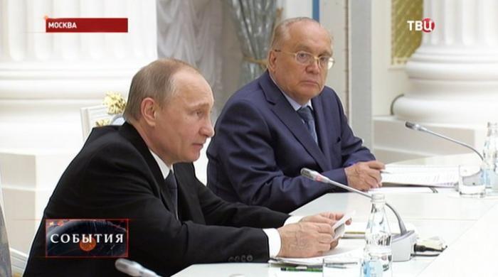 Владимира Путина профессионально и научно обманывали в МГУ?