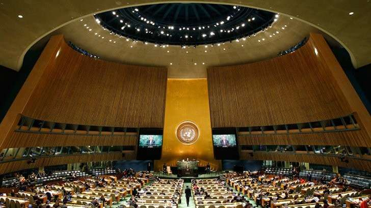 Дональд Трамп сокращает финансирование ООН и других международных организаций