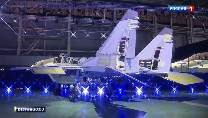 Новейший истребитель МиГ-35 впечатлил иностранцев