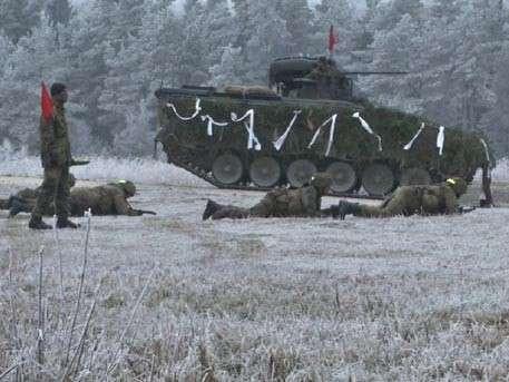 В Литве высадился десант НАТО из Германии, Нидерландов и Норвегии - тихая оккупация