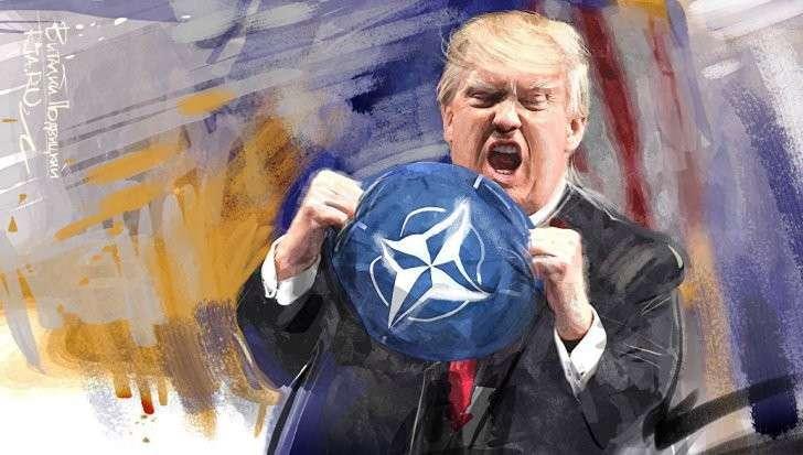 Члены НАТО не хотят сдавать деньги на альянс. Трест, который лопнет