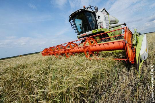 Сельское хозяйство России почти достигло своего потолка