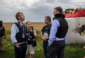 Малайзийский Боинг сбил украинский пилот, его признание опубликовали СМИ Германии