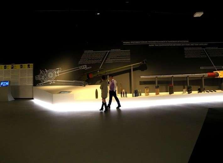 ВБелгородской области открылся Музей бронетанковой техники