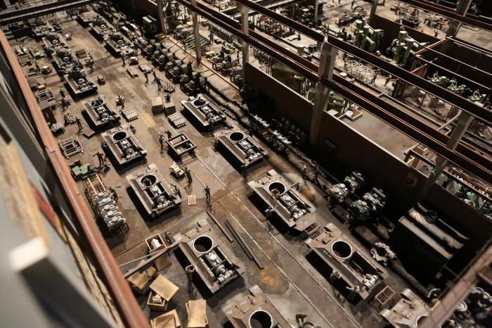 ВБелгородской области открылся уникальный Музей бронетанковой техники