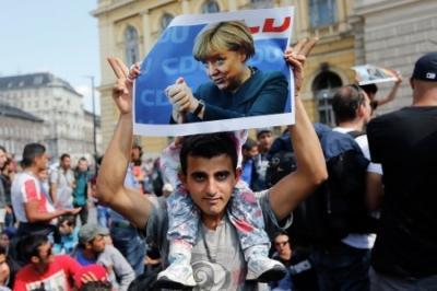 Меркель ежегодно тратит на принятых беженцев более 21 миллиарда евро
