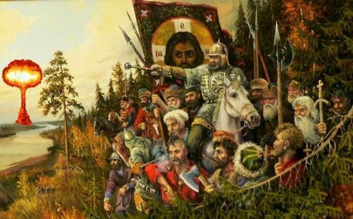 Запретная история Сибири. Фильм 3. Поход Ермака в Сибирь