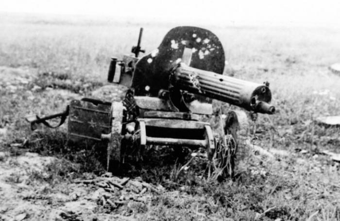 История легендарного пулеметчика. Гитлеровцы захлебнулись под огнем Студенникова