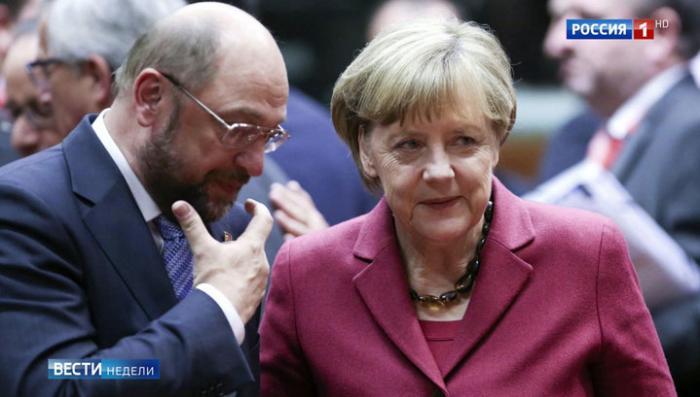 У Ангелы Меркель появились серьезные противники