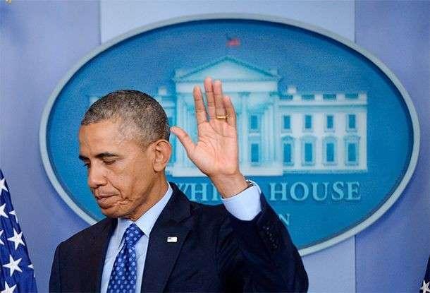 Итоги Обамы — тлен и пустота: всё, что нажито непосильным трудом уже пошло прахом