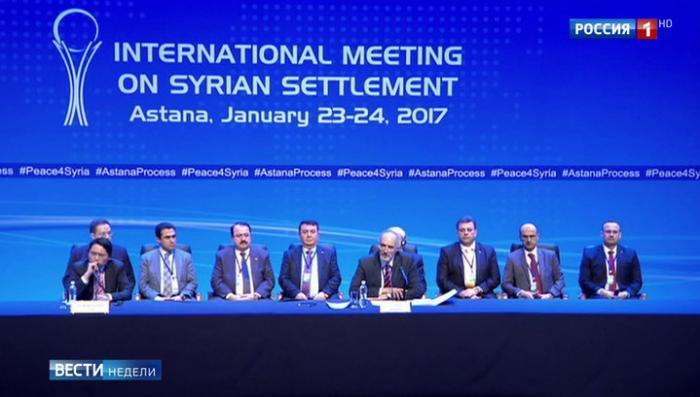 Переговоры в Астане стали уникальной площадкой для решения мировых проблем