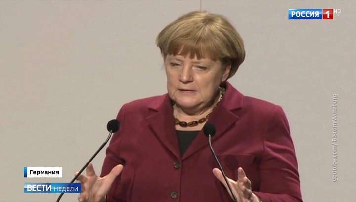 Меркель политически состарилась и больше не сможет загребать жар чужими руками