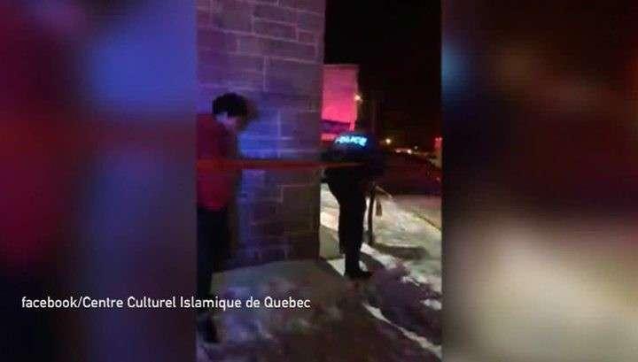 Теракт в мечети канадского Квебека унёс жизни пяти человек