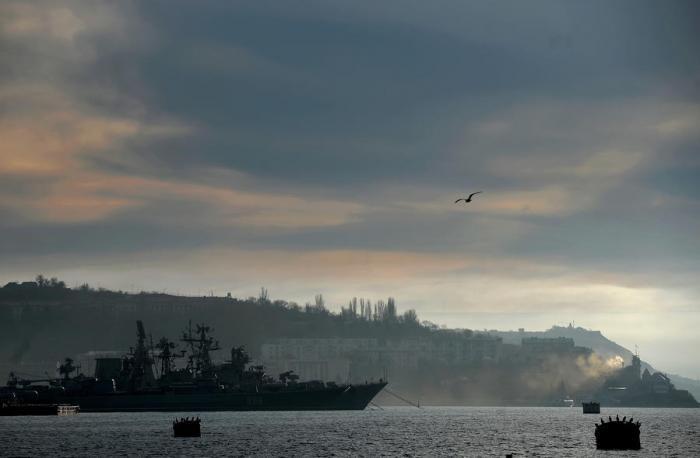 Городской совет Севастополя принял решение о вхождении города в состав России