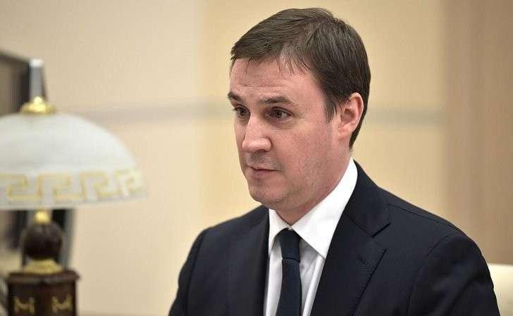 Председатель правления Россельхозбанка Дмитрий Патрушев.