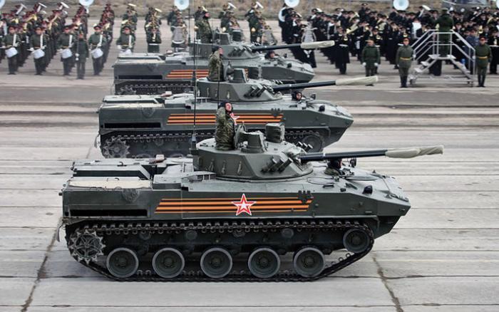 Обзор перевооружения военных округов в2016г. —назад кдивизиям