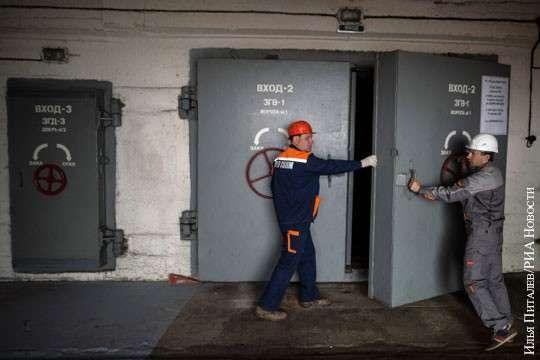 Противостоять ядерному удару России помогут бункеры и «Мертвая рука»