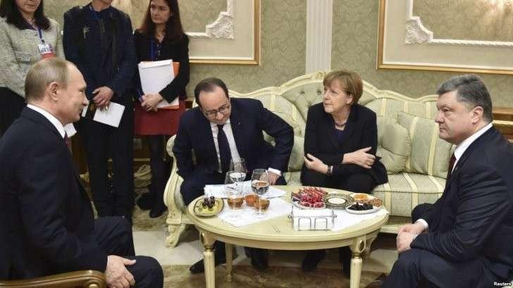 ДНР и ЛНР призвали Владимира Путина, Трампа и Меркель повлиять на Порошенко