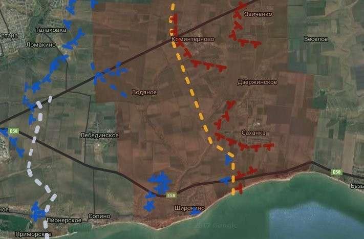 Обострение в ДНР: за Коминтерново идут бои, работает артиллерия