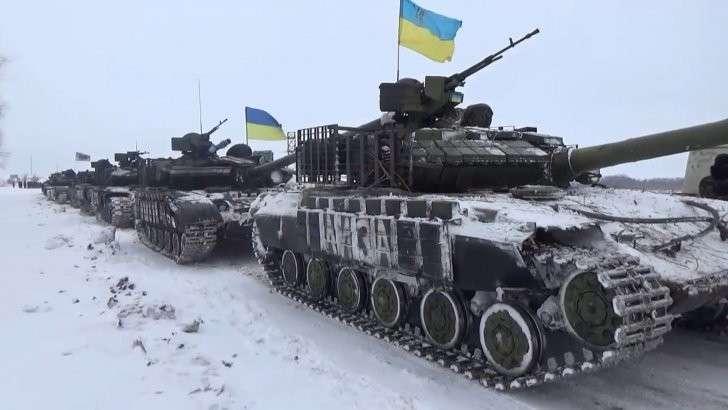 В Донбассе идёт «Странная война», или что хочет доказать Киев. Ростислав Ищенко