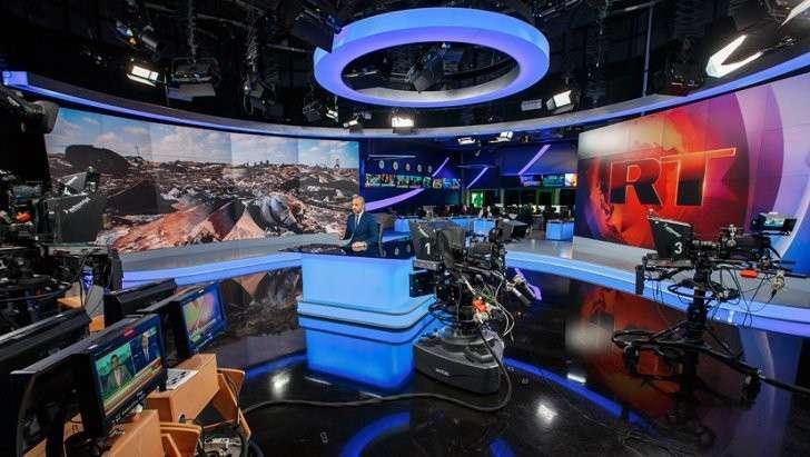 Американские СМИ задумались, как «заткнуть рот» RT навсегда