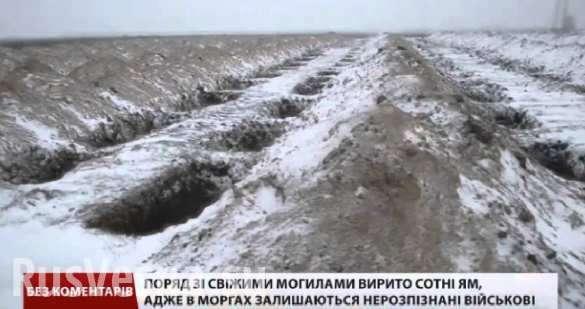 Потери ВСУ за вчерашние сутки — 93 убитых и сотни раненых | Русская весна