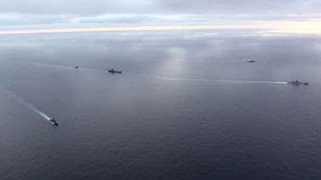 Ударная группа Адмирал Кузнецов: итоги средиземноморского круиза авианосца
