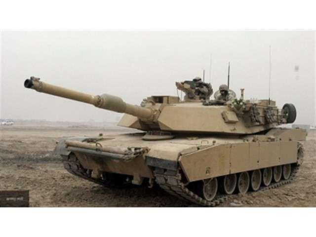 Американские «Абрамсы» повторили ошибку немецких «Тигров»