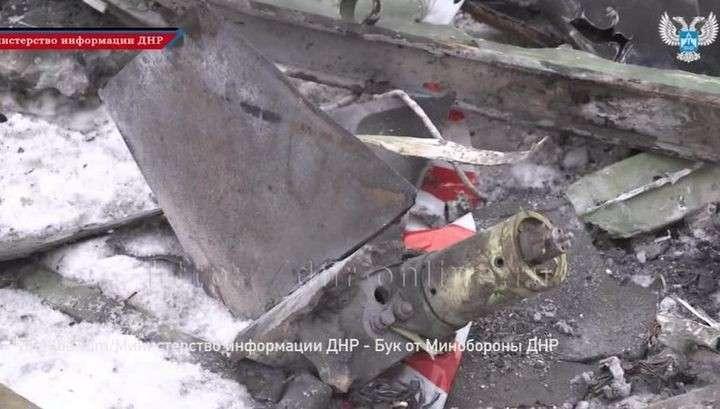 Беспилотник ОБСЕ был сбит над Макеевкой украинской ЗРК «Бук»