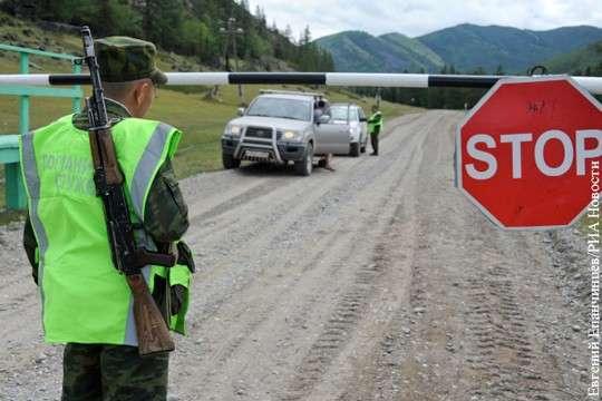 Россия ввела режим пограничной зоны на границе с Белоруссией. Почему?