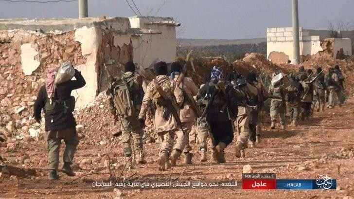 Война в Сирии: Равновесие у Дейр эз Зор, курды жмут Ракку, конституция для Сирии