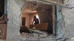 Войска киевской Хунты ведут обстрел жилых кварталов в Донецке