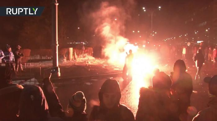 Румыния движется по сценарию Майдана на Украине
