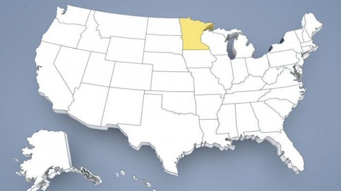 Штат Миннесота хочет войти в состав Канады, под крылышко Королевы Елизаветы